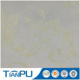 Fuoco di ticchettio di lavoro a maglia circolare 100% del tessuto del materasso del poliestere ritardato