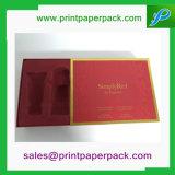 Kundenspezifisches fantastisches Menschenhaar-Schmucksache-Kasten-Duftstoff-Kasten-kosmetisches Papierkasten-Geschenk-verpackenkasten