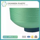 100% hilo textil teñido 600d PP tejido / tricotado FDY