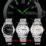 High-End het Horloge van de Modieuze Mensen van het Kwarts met de Riem Fs566 van het Roestvrij staal