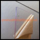 Самый лучший лист PVC качества Gw7004 прозрачный
