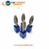 De Roterende Bramen van het Carbide van het wolfram met Goede Kwaliteit en Prijs