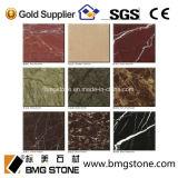 販売のための自然な白く/黒/黄色/赤く/緑/ブラウンの石造りの大理石