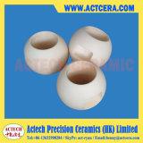 Vávulas de bola de cerámica modificadas para requisitos particulares de control del Zirconia y del alúmina