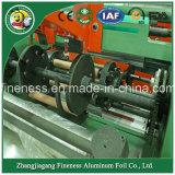 Papel de aluminio del tama o de la familia del papel de aluminio del hogar Rolls que hace la máquina