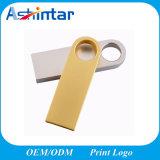 Vara do USB de Pendrive da vara da memória do USB do metal mini