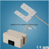 U 유형 6 SMD LEDs 재봉틀 빛
