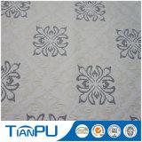 Fournisseurs de Chine Tissu de tissu en brocart en jacquard en polyester imperméable en PU
