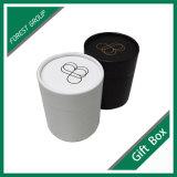 Weiße und schwarze Farbe gedrucktes Papiergefäß-Verpacken