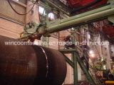 용접 Seam Gouge 및 Grind Machine 또는 Vessel Gouge 및 Grinding Machine