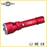 Lampe-torche en aluminium rechargeable résistant aux chocs du CREE XP-E DEL (NK-09)