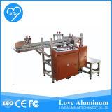 Máquina de Rewinder del rodillo del papel de aluminio