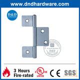 Charnière de porte commerciale de lames de solides solubles trois
