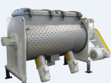 Efficient elevado Mixer para Lump Material Mixing