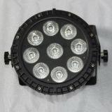 9X15W IP65 imprägniern RGBWA LED NENNWERT Licht