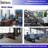 Máquina de moldear plástica de Inejction de la buena calidad para el tornillo del PVC