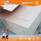 Коммерчески доска блока/прокатанный тополь Blockboard меламина, сердечник сосенки