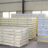 Doppelter seitlicher Stainess Stahl SUS304 verpfändete Isolierungs-Panel gebildeten Kaltlagerungs-Kühlraum