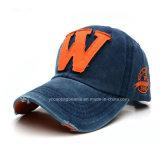 中国のカスタム刺繍のブランクの野球帽の卸売の製造者