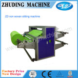 비 Woven Fabric Slitting와 Rewinding Machine
