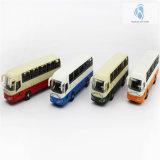 1 : 75 a mesuré l'autobus modèle en plastique coloré