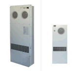 Gabinete del cambiador de calor de la fabricación de metal de hoja