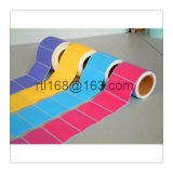 주문 롤에 의하여 인쇄되는 자동 접착 장식용 스티커 레이블