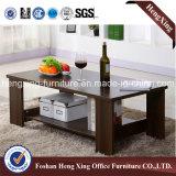 方法居間の家具のメラミン茶コーヒーテーブル(HX-6M301)