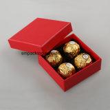 boîte-cadeau de mode avec le cadre de empaquetage en gros de fermeture d'aimant (AZ-121714)