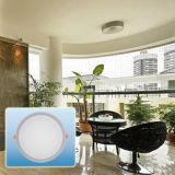 InnenLight/18W doppelte Aluminiumfarbe rundes PFEILER Licht LED-