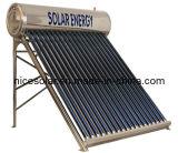 Подогреватель воды горячего надувательства солнечный для домашней пользы Bg 300