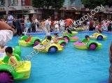 Padle Boats、Sale D4002のためのWater Park Equipment Kids Hand Boat Pool Paddle Boat