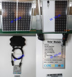 10mポーランド人のほとんどのPowerful 100W Solar Street Lamp