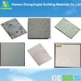 Helles Color Luxury Design Drusy Quartz Stone für Business Building