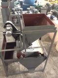 Minério do manganês que concentra o equipamento, separador magnético seco da planta da refinação do manganês para a venda