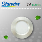 3W Dimmable LED Puch Light 69X13mm/Super Thin LED Cabinet Downlight Recessed 또는 Surface Mounted