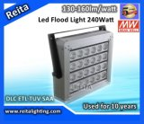 Diodo emissor de luz Outdoor Lighting Fixture Floodlight 100W 240W 300W 500W 720W 1000W 1500W 2000W de Dlc ETL SAA TUV