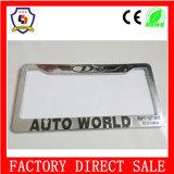 Armature en plastique faite sur commande de plaque minéralogique de vente en gros chaude de vente