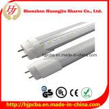 Lumière en aluminium de tube du degré 10W 270 T8 DEL du radiateur 2FT