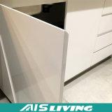 ヨーロッパの光沢度の高いラッカー食器棚(AIS-K043)