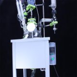 Reattore multifunzionale di F50h2a/reattore di vetro a un solo strato con la temperatura di riscaldamento massima 180degree