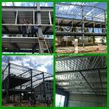 プレハブの産業鋼鉄建物の研修会