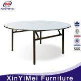 12 Seater 식탁 현대 강철 프레임 둥근 연회 테이블