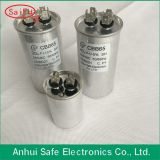 좋은 Quality RoHS 450VAC Aluminum Shell Starting & Run Capacitor Cbb65