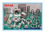 Часть высокой точности фабрики ISO9001 подвергая механической обработке поверхностным покрытием Lathe CNC поворачивая анодируя