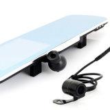 Câmera DVR L3000 do carro do LCD de 2.7 polegadas com a lente 6g
