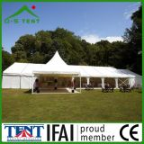 Chambre provisoire de tente de chapiteau d'événement de grand bâti en aluminium de 20X50m
