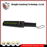 Détecteur de métaux superbe tenu dans la main portatif de scanner