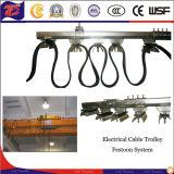 Электрическая вагонетка кабеля фестона распределения