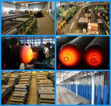 Cilindri d'acciaio dell'anidride carbonica